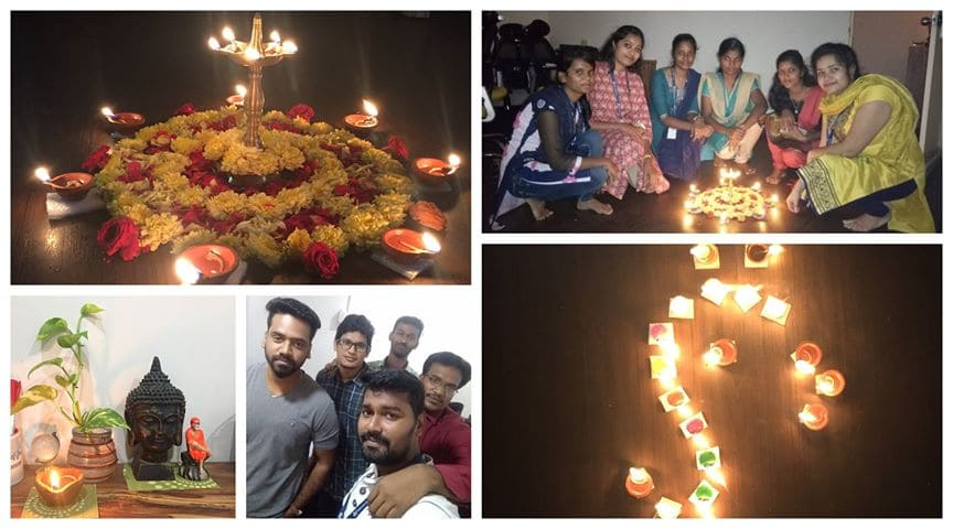 Karthigai Deepam Celebrations at RIS